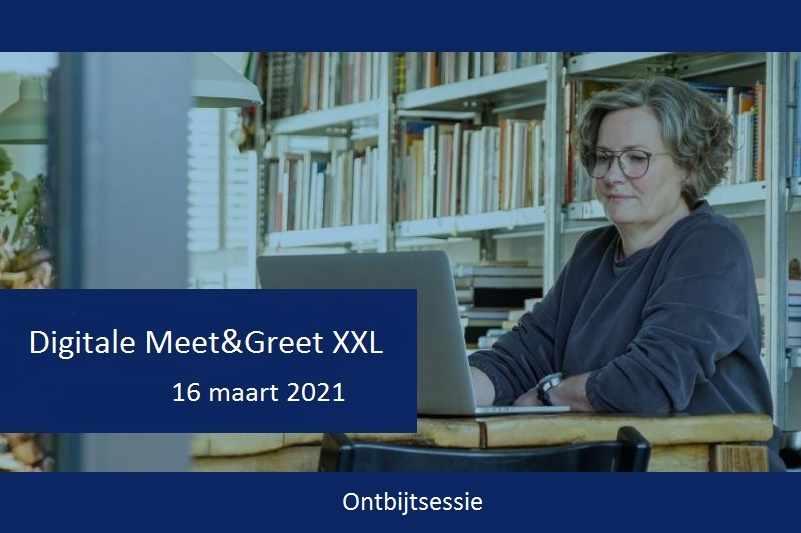 Digitale Meet&Greet XXL - Ontbijtsessie - WSP Werkhart