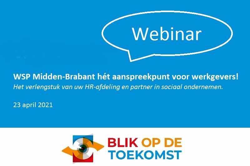 Webinar WSP Midden-Brabant - WSP Werkhart